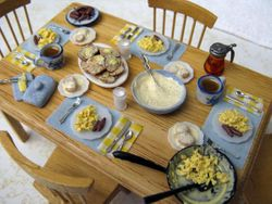 A Country Breakfast 10