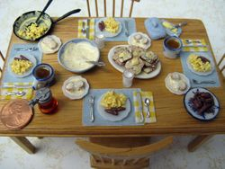 A Country Breakfast 11