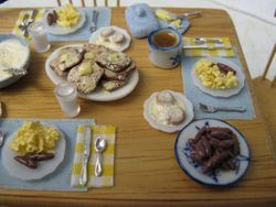 A Country Breakfast 4