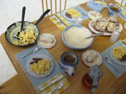 A Country Breakfast 6