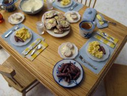 A Country Breakfast 7