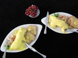 Omelettes for Two