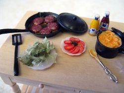 Burgers, Mac & Cheese 7