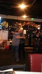 ADAMS MAN DANCE...LOL