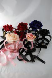 Floral Rose Crown Collection