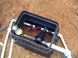 Drip System Hydraulic Unit