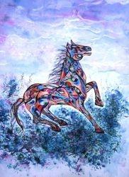 Creative Horse