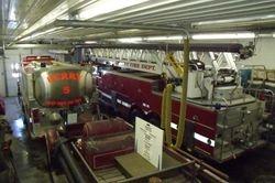 View of Trucks 3 & 5