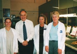 Pat  & Co., with Michael Howard MP