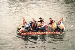 Donated by Keith Beesley - Raft Race !