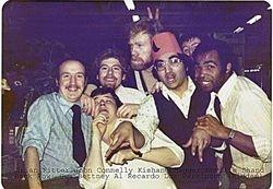 Garrison Lane Xmas Party 1976 - from Jim Wood.