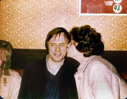 Roy Gets Lucky with Betty Wilson - From Roy Hayes.