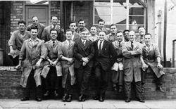 F/L Toolroom Staff - 1950s