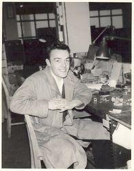 Tony Courtney - FL2 1963