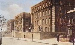 GPO Supplies Depot A, B &C Blocks, F/L 1930.