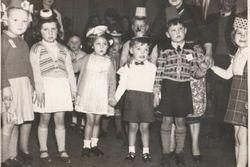 Garrison Lane Children's Xmas Party1955