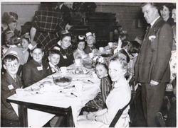 Garrison Lane Children's Xmas Party