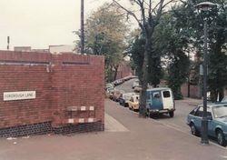 Fordough Lane + Bordesley Green 1985.