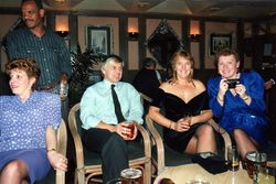Janet & Cyndrick Lescott, Keith Beesley, Paulette Ballard & Jill Cox - Donated by Keith Beesley.