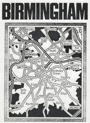 Site Map 3. -  Birmingham.