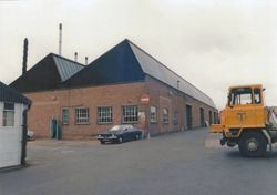 Cable Shed.