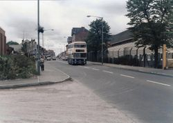 Bordesley Green with L. Block on Right.