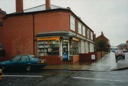 Corner Shop By Gate 7 - Cherrywood Road.