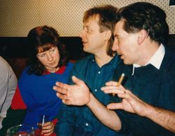 BT Party 1988 - Pete Smith & ?