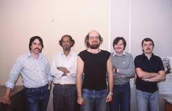 The Branson Crew - 1984