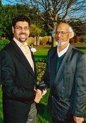 Abdul and Sharif Nathakar.