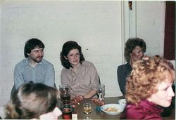 Back Row, Ann & Terry Stanfield, Yvonne Branson, Front Liz Brown.