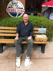 Dave White in USA December 2012