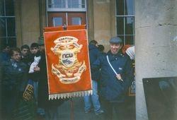 GCHQ Cheltenham - Protest March