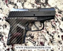 REMINGTON ARMS RM380 smooth black CF MOUNTED