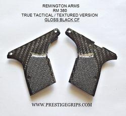 REMINGTON ARMS RM380 True Tactical black cf