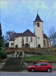 The Church In Duhren