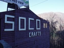 Soco Crafts and Tower