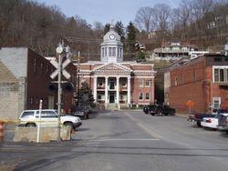 Marshall NC Courthouse