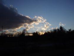 Sunset - Tuesday