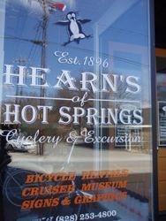 The Hot Springs Bike Shop