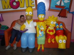 The Simpsons part deux