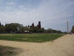 Smithsonian and Washington Monument