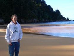 Don at beach