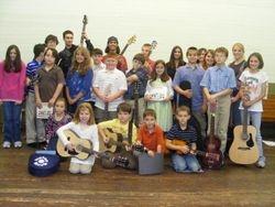Music showcase 2009