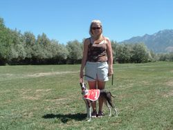 August 2007 LGRA Italian Greyhound winner.