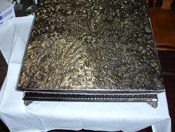 Cake tray