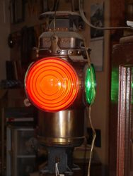 Rail lamp