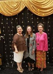 Sis. Owens, Ashley & Sis. Lori