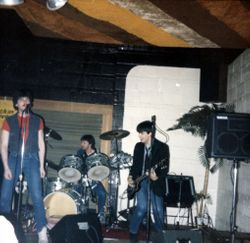The Ravers at The Wolf at the Door, 3
