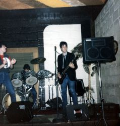 The Ravers at The Wolf at the Door, 4
